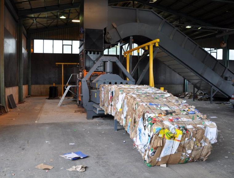 Impianti trattamento rifiuti solidi urbani
